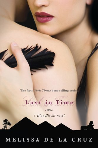Cover of Lost In Time (A Blue Bloods Novel) (Blue Blood Novels)