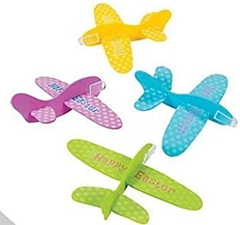 SmallToys Easter Gliders 48-Pack