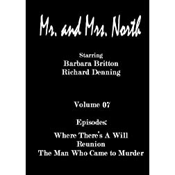 Mr. and Mrs. North - Volume 07