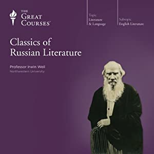 Classics of Russian Literature Lecture