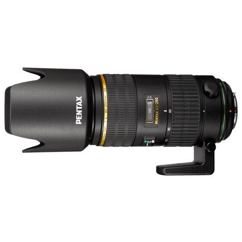 PENTAX スターレンズ 望遠ズームレンズ DA★60-250mmF4ED [IF] SDM Kマウント APS-Cサイズ 21750