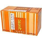 Hankook Tea Tisane, Persimmon Leaf, 32 Count
