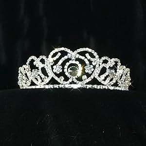 """Princess Diana Wedding Tiara: """"The Spencer Tiara"""" replica crown"""