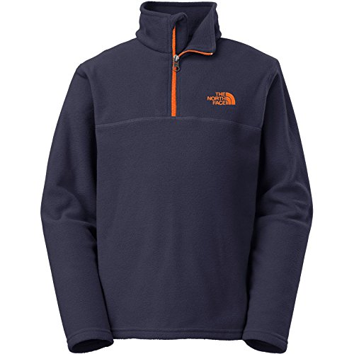 The North Face Boy'S Glacier 1/4 Zip (Small)