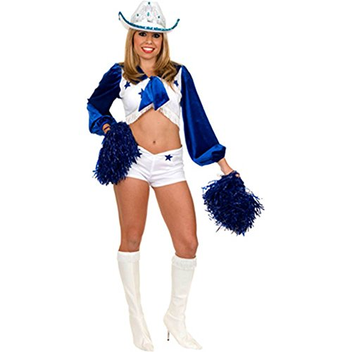 Star Cheerleader Teen Costume