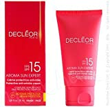Decleor Aroma Sun Expert - Protective Anti-Wrinkle Cream SPF 15 Medium Protection - 50ml