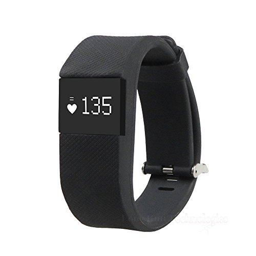 Smart Band: Heart Rate Monitor Fitness Activity Tracker Watch Step