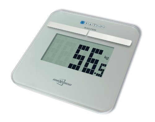 Salter MaxView Body Fat Analyser Scale