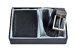 SCHARF Belt Wallet Combo Set CBW04C