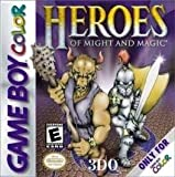 Heroes of Might and Magic (GameBoy)