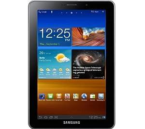 Galaxy Tab 7.7 (3G + Wi-Fi, 16GB, Silber)