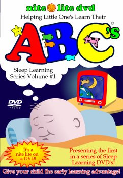 Nite Lite Helping Little Ones Learn Their Abc'S front-334670