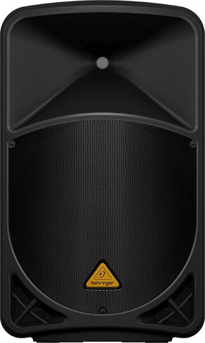 Behringer B115Mp3 Eurolive Powered Speaker, 1000 Watts And 1X15 In