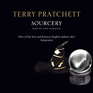 Sourcery: Discworld, Book 5 | [Terry Pratchett]