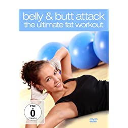 Belly & Butt Attack - The Ultimate Fat Workout