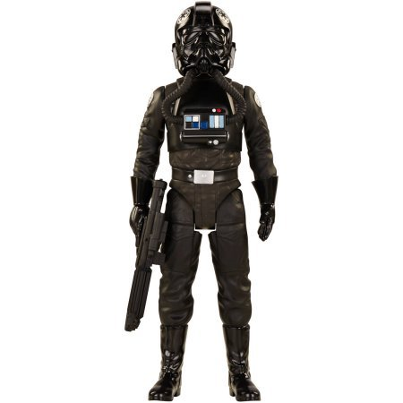 """20"""" Star Wars Rebels TIE Fighter Pilot Action Figure with Unique Weapons"""
