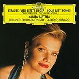 R. Strauss: Vier letzte Lieder Orchesterlieder