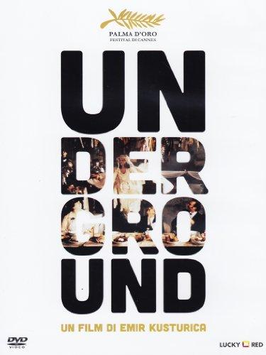 Underground (Dvd)