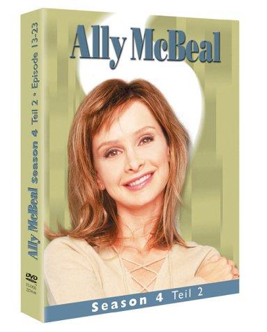 Ally McBeal: Season 4.2 Collection [3 DVDs]