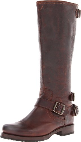 FRYE Womens Veronica Back Zip