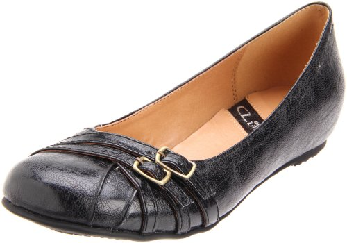 CL by Chinese Laundry Women's Mackenzie Ballet Flat,Black,7.5 M US