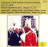 教皇ヨハネ・パウロ2世により挙行された荘厳ミサ モーツァルト:ミサ曲ハ長調 K.317
