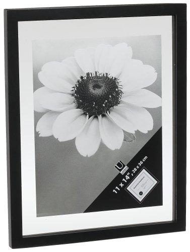 Umbra 316280-040 Document Photo Frame 11 x 14, Black