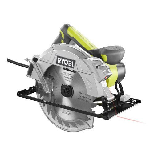 Ryobi-CSB135L-14-Amp-7-14-Adjustable-Electric-Circular-Saw-wExactline-Laser-Certified-Refurbished