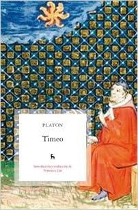 .com: Timeo (Spanish Edition) (9788424919214): PLATON, Spanish: Books