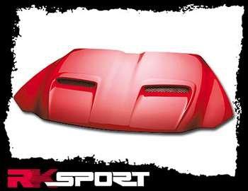 RKSport Pontiac 08011010 Fiberglass Hood - Pontiac Grand Am 1999-2005 (Pontiac Glass compare prices)