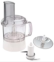 Cuisinart AFP-7 3-Cup Food Processor Duet Attachment, White