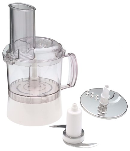 Cuisinart AFP-7 3-Cup Food Processor Duet Attachment, White (Cuisinart Food Processor Afp7 compare prices)