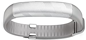 Jawbone UP2 Sleep and Activity Tracker - Grey Hex