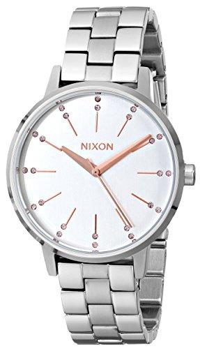 Nixon Unisex Orologio da polso al quarzo acciaio inossidabile a0991849