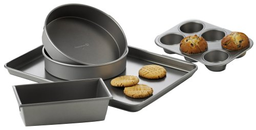 Calphalon Classic Bakeware Special Value 5-Piece Nonstick Bakeware Set