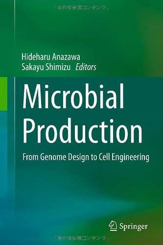 Microbial Production: From Genome Design to Cell Engineering