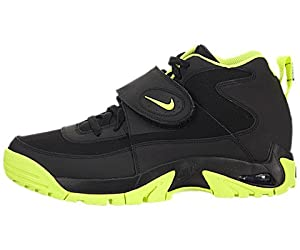 Nike Air Mission Mens Cross Training Shoes 629467-001 Black 8 M US