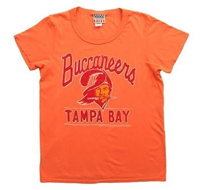 Junk Food Women's Tampa Bay Buccaneers Crew T-Shirt