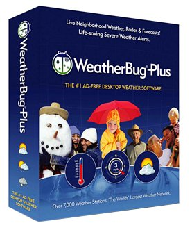 WeatherBug Plus