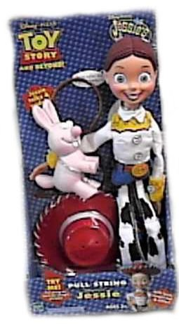 Toy Story Pull String Talking Jessie Doll