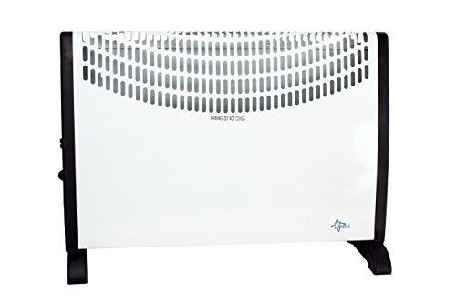 klimatronic heizkonvektor heat flow 2000 f r r ume bis 60 m 25 m leichtbauweise gro e. Black Bedroom Furniture Sets. Home Design Ideas