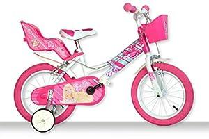 Dino Bikes 14-inch Barbie Children's Bike