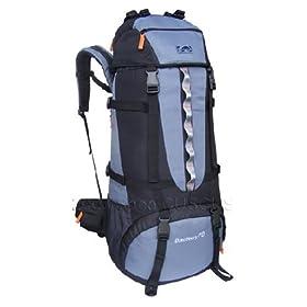 NEW CUSCUS 75L 4600ci Internal Frame Hiking Camp Travel Backpack – Free Rainfly