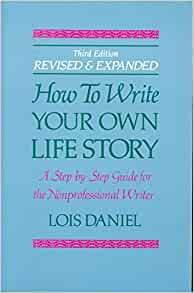 tips on writing a book about your life All good books are alike in that they are truer than if they had really  all my life i' ve looked at words as though i were seeing them for the first.