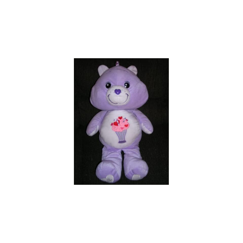 Care Bears 26 Jumbo Plush Share Bear 25th Anniversary Doll