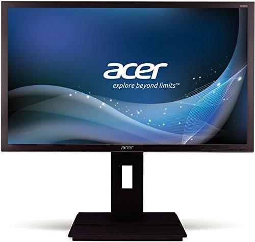 Acer B226HQL 21.5 Full HD Widescreen LED Monitor 16:9 8ms 1920x1080 250 Nit DVI/VGA Speaker Dark Gray