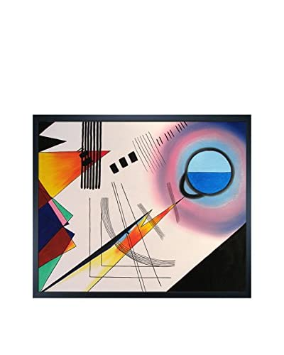 Kandinsky Untitled Reproduction Oil Painting