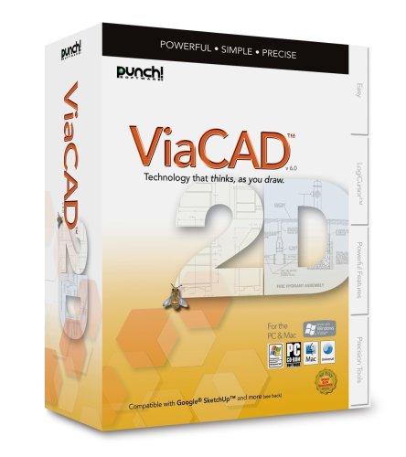 Punch! ViaCAD 2D V6