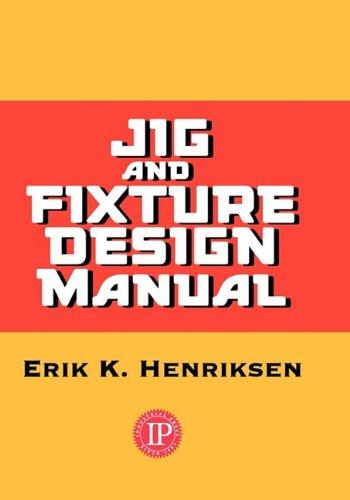 Jig & Fixture Design Manual