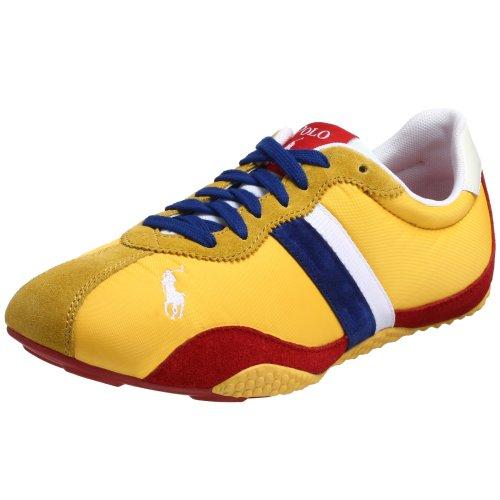 Polo Ralph Lauren Men's Kern Lace-up Fashion Sneaker